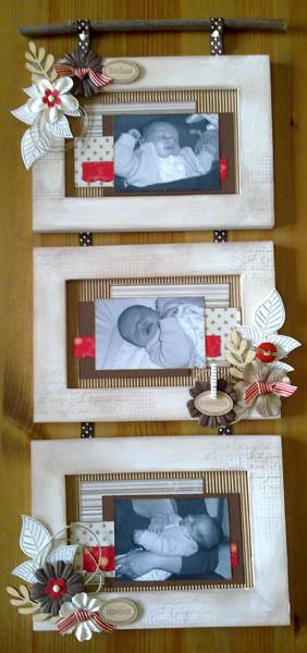 Un cadeau naissance triptyque dans Mes objets en scrap tryptique1